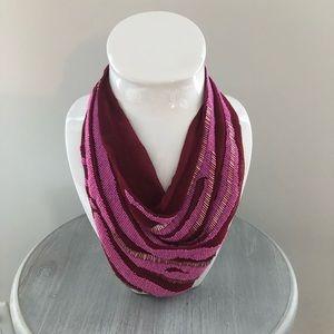 Mignonne Gavigan scarf necklace
